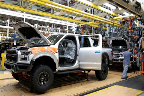 Car Makers Make a Comeback, Ford Plans to Open Plant