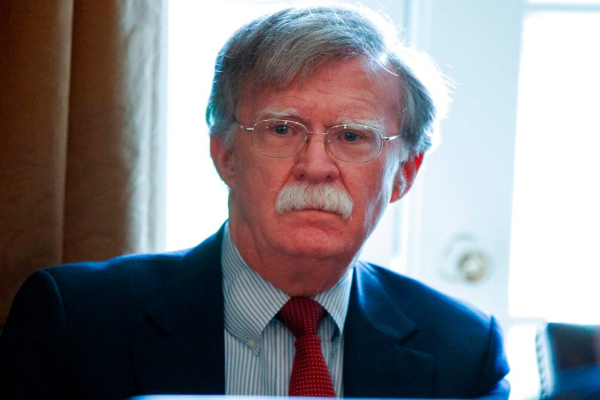 China is Responsible for the Coronavirus Says Bolton