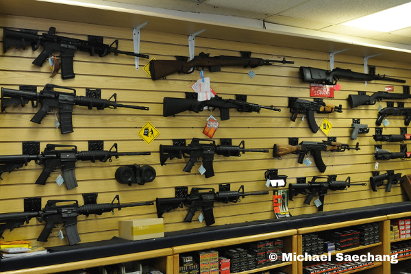Gun Sales BOOM as Coronavirus Fear Spreads in USA