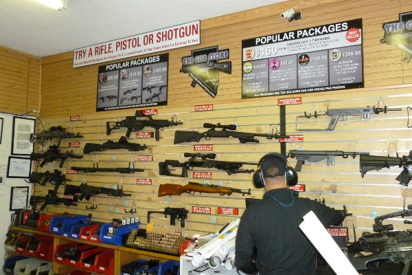 Gun shops are now Designated as Critical Infrastructure