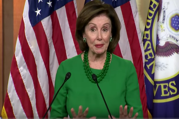 Pelosi caught adding Hyde Loophole