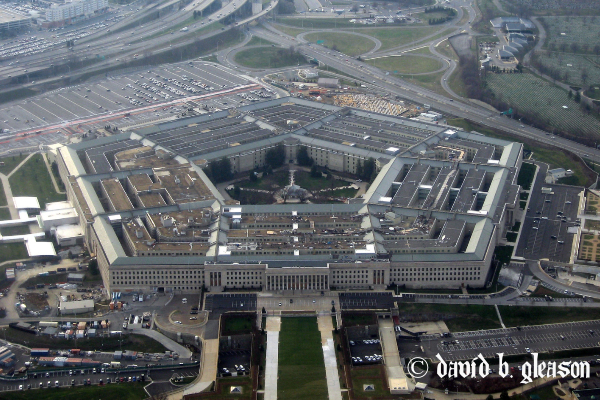 Pentagon goes on FULL LOCKDOWN Amid Coronavirus Outbreak