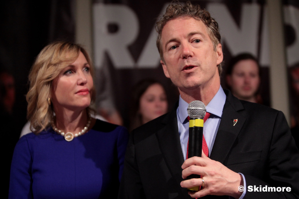 REPORT Rand Paul Test Positive for Coronavirus news