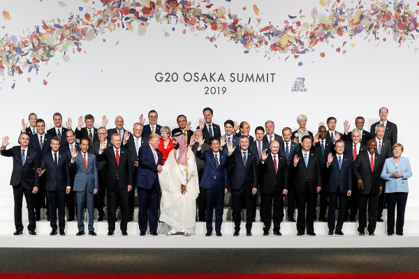 The G20 SAYS they will inject $5 trillion into global economy