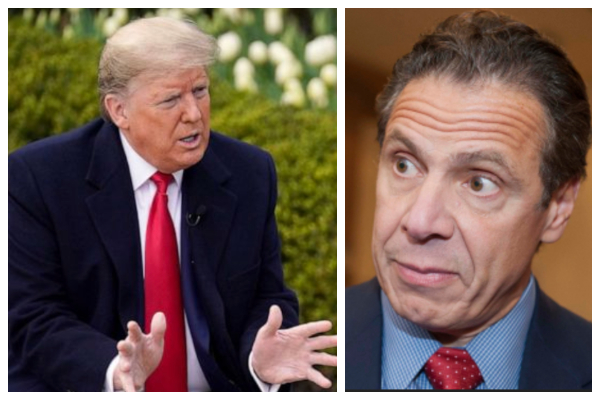 Trump EXPOSES Cuomo for not Buying 16k Ventilators when he had a Chance