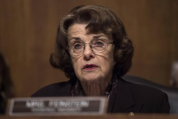 Dianne Feinstein Demands Trump Send Iran Taxpayer Money
