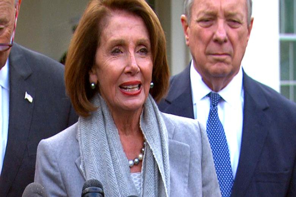 Nancy Pelosi Calls Funding for Small Business a STUNT by GOP