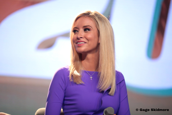 Kayleigh McEnany Tapped as New White House Press Secretary