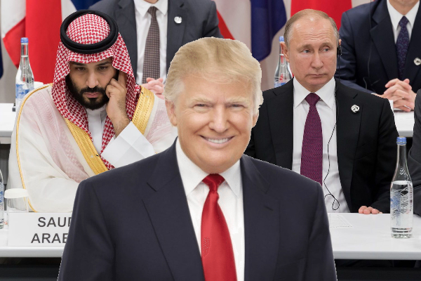 Russia and Saudi Arabia Reach Deal in Oil Price War after Pressure from Trump